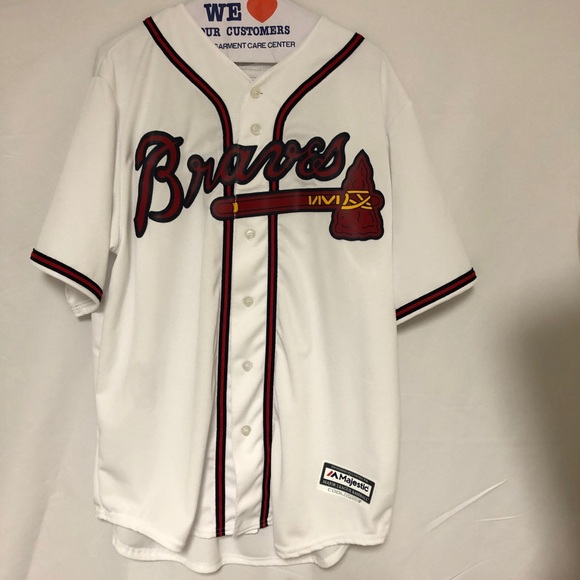 hot sale online aad14 19b26 NWT Cooperstown Classic Greg Maddux Braves L NWT